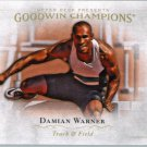 2016 Upper Deck Goodwin Champions 89 Damian Warner