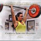 2016 Upper Deck Goodwin Champions 94 Camille Leblanc-Bazinet