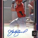 2015 Bowman Prospects Autographs Purple PABA Beau Amaral