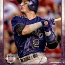 2015 National League All-Stars Topps NL7 Troy Tulowitzki