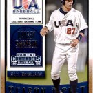 2015 Panini Contenders 63 Dansby Swanson