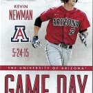 2015 Panini Contenders Game Day Tickets 10 Kevin Newman