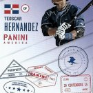 2015 Panini Contenders Passports 21 Teoscar Hernandez