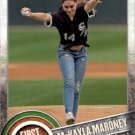 2015 Topps First Pitch FP03 McKayla Maroney