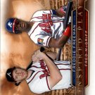 2015 Topps Inspired Play I10 Fred McGriff/Freddie Freeman