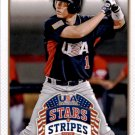 2015 USA Baseball Stars and Stripes 29 David Dahl
