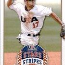 2015 USA Baseball Stars and Stripes 31 Deven Marrero