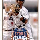 2015 USA Baseball Stars and Stripes 39 Francisco Lindor