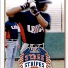 2015 USA Baseball Stars and Stripes 44 J.P. Crawford