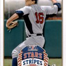 2015 USA Baseball Stars and Stripes 61 Kyle Funkhouser