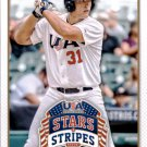 2015 USA Baseball Stars and Stripes 69 Luken Baker