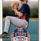 2015 USA Baseball Stars and Stripes 87 Ryan Vilade