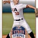 2015 USA Baseball Stars and Stripes 6 Alex Bregman
