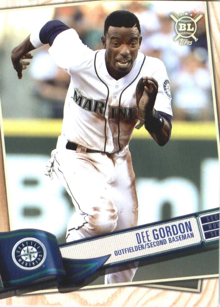 2019 Topps Big League 149 Dee Gordon