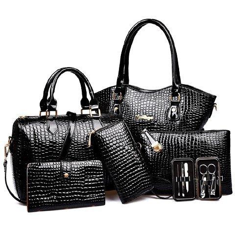 BAG SET BLACK