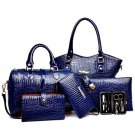 BAG SET DEEP BLUE