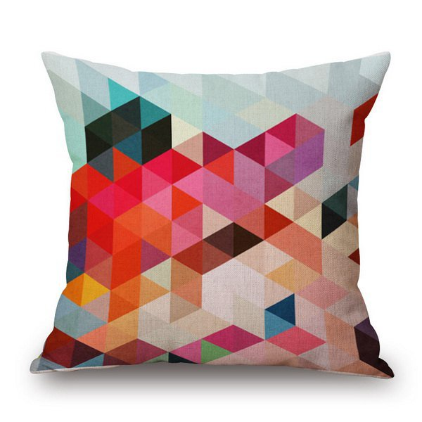 DECORATIVE PILLOW CASE 5