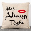 DECORATIVE PILLOW CASE 10