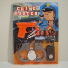 POLICE FORCE CRIME BUSTER DART GUN ACTION TOY PLAY SET
