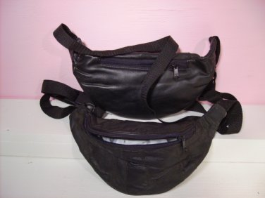 Genuine Hand Made Leather Fanny Pack
