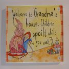 Grandma House Collectible Refrigerator Magnets