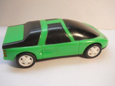 Friction Sport Racer 3 X 5 Green Cars