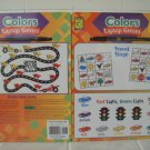 3 Game Laptop Table Top Color Board Games n100