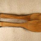 Wooden Spoons 2 pcs Stir Fry Set  #DS245
