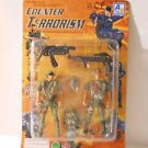 Action Military Solders with Toy weapons Play Figures Set