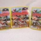 Diecast Toy Motocycles 3 Asst Styles Bikes