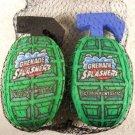 Vintage Grenade Splashers 2 Pk