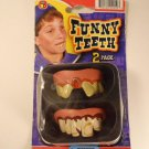 Funny Teeth Novelty Holloween Teeth Trick or Treet Teeth  #Ty448