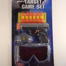 TARGET GAME PLAY SET WITH MASK DART GUN Ty006