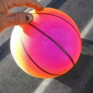 Neon Basketball Bounce Ball Beautifully Multicolored Design Air Inflated #514