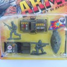 Army Military Soldiers & Accessories Toy Pretend Play Set #Ty146