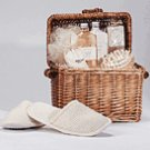 HONEY VANILLA BATH SET CHEST
