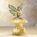 ALAB FAIRY ON MUSHROOM BURNER