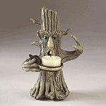 ALAB CENTURY TREE T-LIGHT HLDR