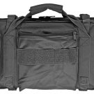 "Black 32"" Tactical Hunting Gun Rifle Range Premium Case Bag Backpack M4 M16 AR10 AR15"