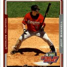 2005 TOPPS OPENING DAY #107 JEFF BAGWELL