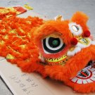F/S CHILDREN orange Southern Lion Dance mascot Costume theater parade Festival christams