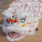 F/S CHILDREN sliver Southern Lion Dance mascot Costume theater parade Festival christams