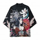 Color Men Women Sun-Protective Jacket Summer Traditional Dynasty Official Party Clothing Folk