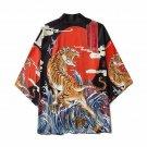 Kimonos Woman Japanese  Cardigan Cosplay Shirt Blouse For Women Japanese Yukata Female Summer Beach