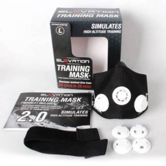 Training Mask 2.0 Simulates High Altitude size L