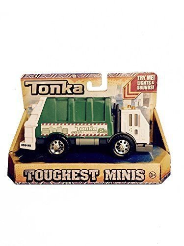Tonka Toughest Minis Recycling Garbage Truck