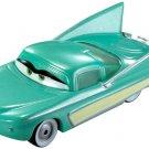 Disney/Pixar Cars. Flo Diecast Vehicle. Radiator Springs. 1:55 Scale.