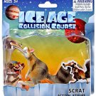 "Ice Age Collision Course Scrat 3"" Action Figure"