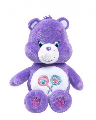 "Just Play Care Bear Beans. Share Bear 8"" Plush"