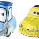 Disney/Pixar Cars. 2015 Radiator Springs. Luigi & Guido. 1:55 Scale Die Cast Vehicles.
